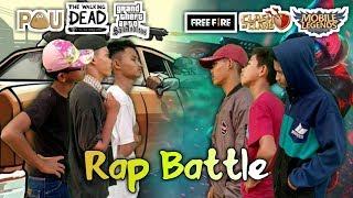 GAME OFFLINE VS GAME ONLINE (Rap Battle)