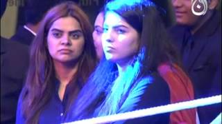 Pro wrestlers ready to rumble in Pakistan