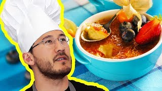 Markiplier Makes: Creme Brulee