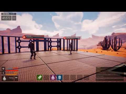Outpost Zero - Alpha access trailer