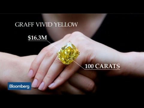 Valentine's Day: How About Buying This $16M Diamond Ring?