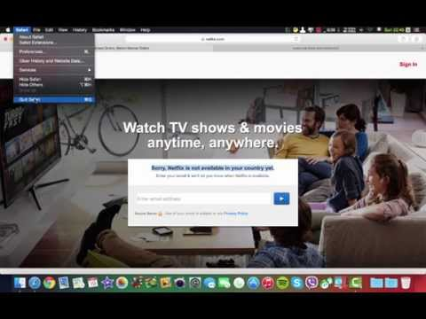 How To Access NETFLIX And PANDORA Outside The US Without VPN For FREE !! New 2015 HD
