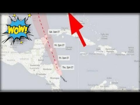 Breaking News CNN -  ALERT: ANOTHER HURRICANE SET TO HIT US...THIS COULD BE BIG