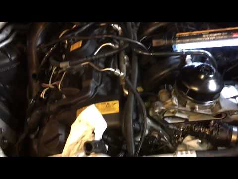 BMW X5/X6 N54/N55 oil filter housing gasket overview