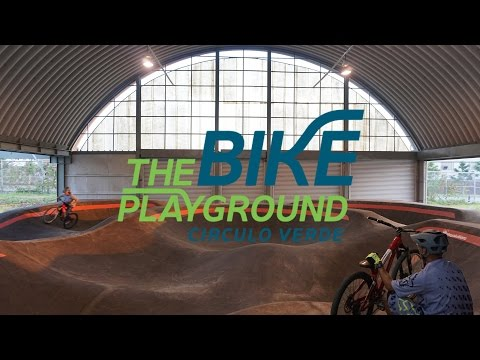The Philippines first Bike Playground and Pump park is Ready!