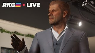 Rkg Live: Killing Sean Bean In Hitman 2