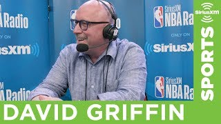 David Griffin Talks Jrue for MVP & Covers Everything Pelicans