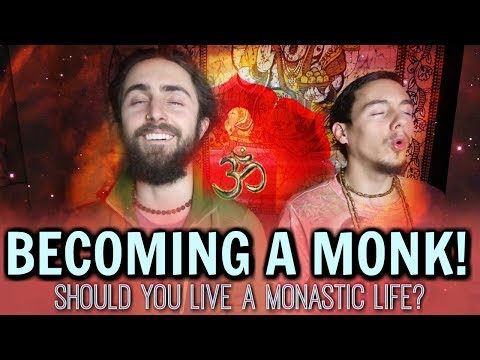 Should You Become a Monk? (Views on a Monastic Life) ft. Daniel Christopher