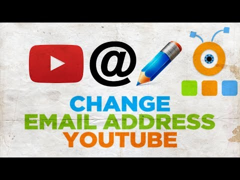 How to Change Email Address to Sign Into YouTube