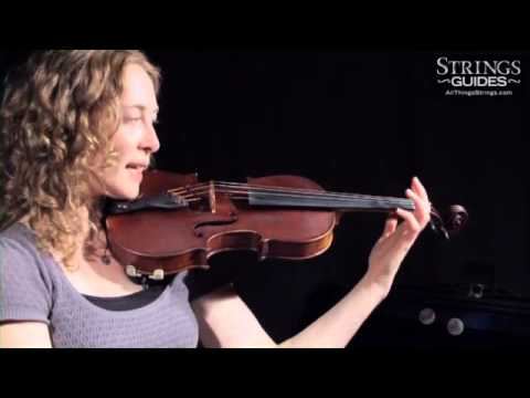 Violin Tips: How to Hold a VIolin or Viola Without Tensing Up (How to Play the Violin or Viola)