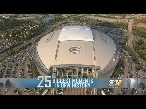 DFW Moments: AT&T Stadium in Arlington