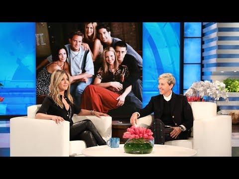 Jennifer Aniston on a Potential 'Friends' Reunion