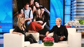 Download Jennifer Aniston on a Potential 'Friends' Reunion Video