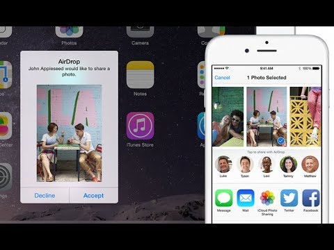 How to Share GIF on iPhone/iPad