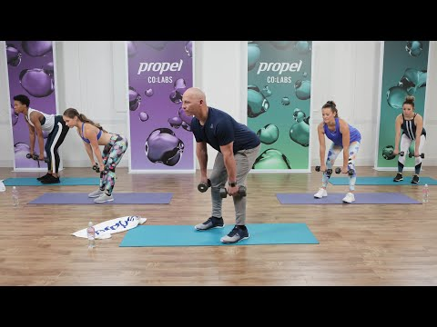 15-Minute Get-Back Workout With Harley Pasternak For Better Posture and a Leaner Body