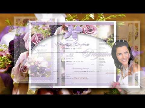 Free Wedding Programs | Cheap Wedding Programs