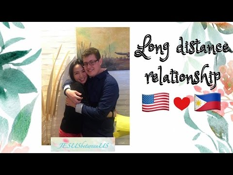 Long Distance Relationship (California - Philippines)