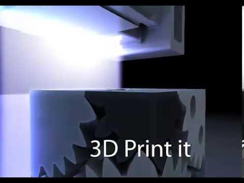 3D Printer Objective 3D Objet 3D Printers in Australia home video
