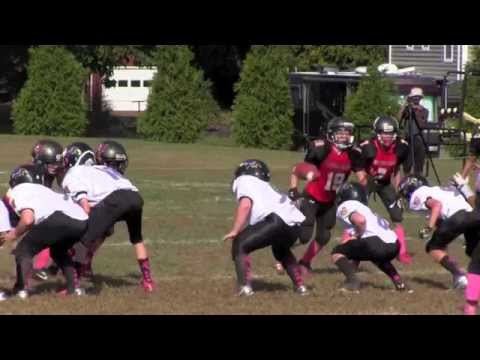 MD Youth Football Highlights: Duke Grant 100 Top Plays - Volume 5