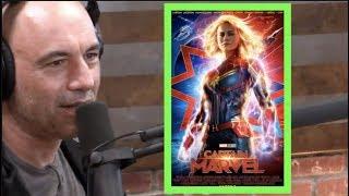 Joe Rogan on Captain Marvel