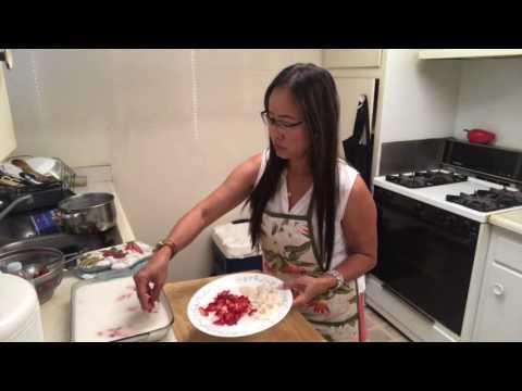 Homemade Strawberry Jelly.