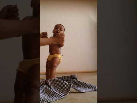 How to massage baby Indian style