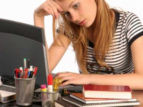 Stress and the College Student.wmv