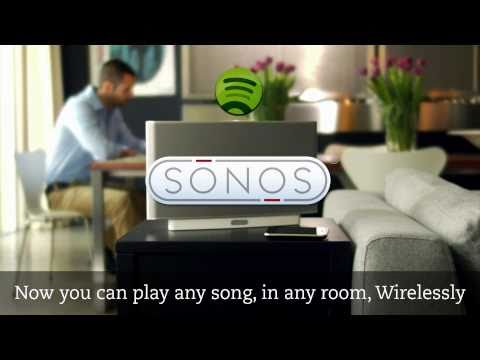 Awesome Amsterdam tutorial voor Sonos Spotify - UK version