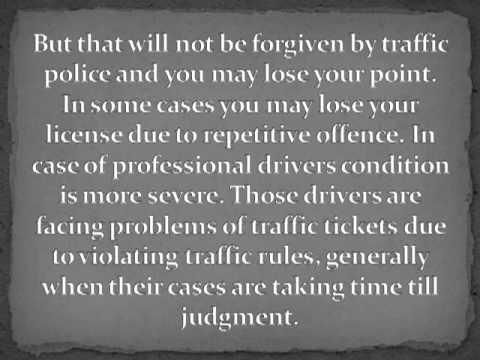 South Carolina speeding ticket - Save your driving license