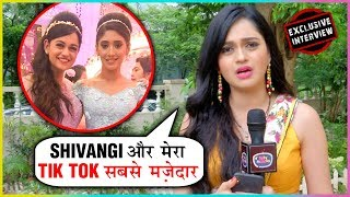 Vaishnavi Rao Talks About Her TikTok Journey, Her Favourite TikTok STARS | Exclusive Interview