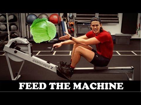 Rowing Machine: Burn MORE Calories (FEED THE MACHINE!)