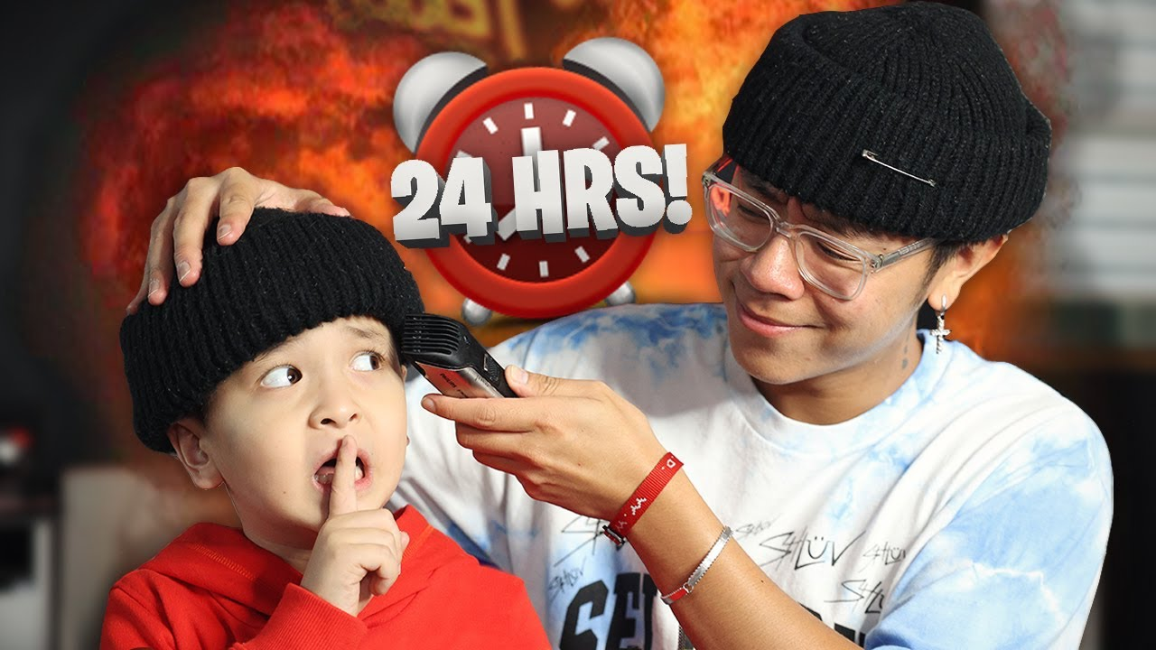 IGNORING MY BROTHER FOR 24 HRS!! **got out of control!!**