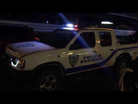 Dominican Republic National Police Puerto Plata Sosua Area Policia Nacional Republica Dominicana