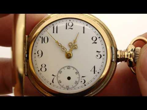 15 Broken Antique Pocket Watches
