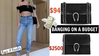 HOW TO LOOK BANGING ON A BUDGET PART 2 l Olivia Jade