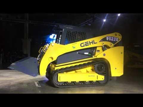 New Gehl VT320 presentation
