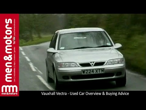 Vauxhall Vectra - Used Car Overview & Buying Advice