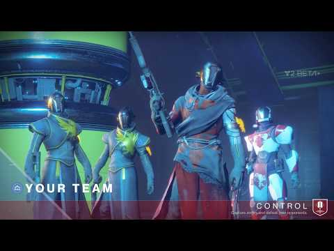 Destiny2 Pc beta: The gamepad team