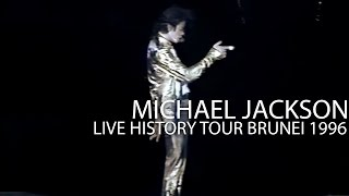 Michael Jackson Stranger In Moscow Live Kuala Lumpur 1996