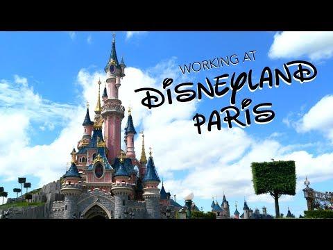 Working at Disneyland Paris - How did I get here?!