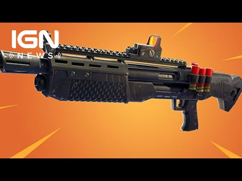 Fortnite Players Want the Heavy Shotgun Buffed or Vaulted - IGN News