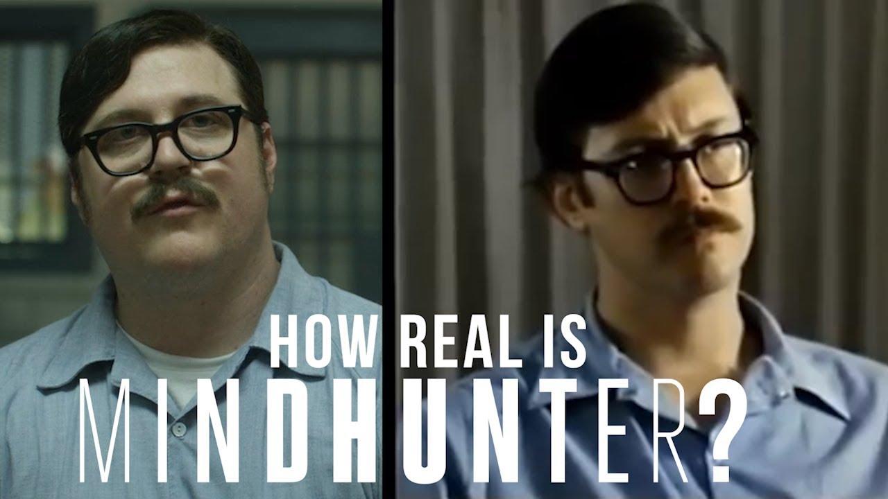 Mindhunter vs Real Life Ed Kemper - Side By Side Comparison