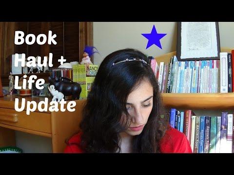 Book Haul + CANADA STORIES!!!!