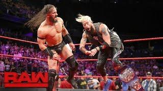Neville spoils Enzo Amore