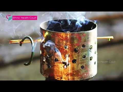 How to make Home Made Mosquito Spray | Ethnic Health Court