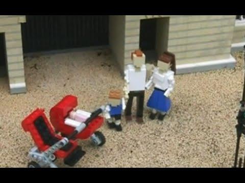 Legoland Windsor unveil new Princess Charlotte