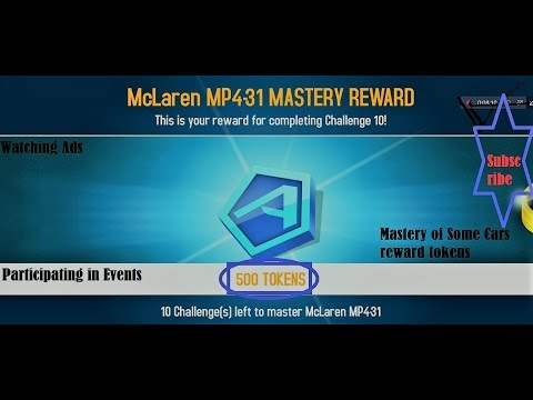Asphalt8 Earning tokens faster without cheats