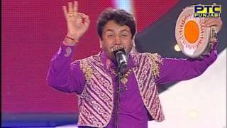 Gurdas Maan I Live Performance - Punjabien Jabanein I PTC Punjabi Music Awards 2012