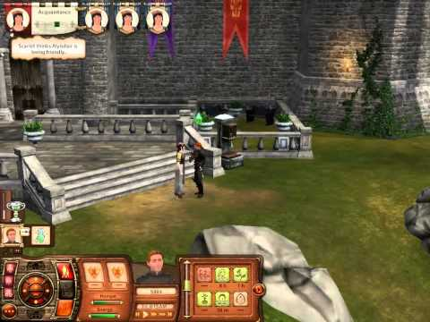 The Sims Medieval Bric a Brac day