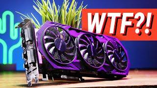 Diese GPU hat vor 7 JAHREN 350€ gekostet.... was kann sie heute?!